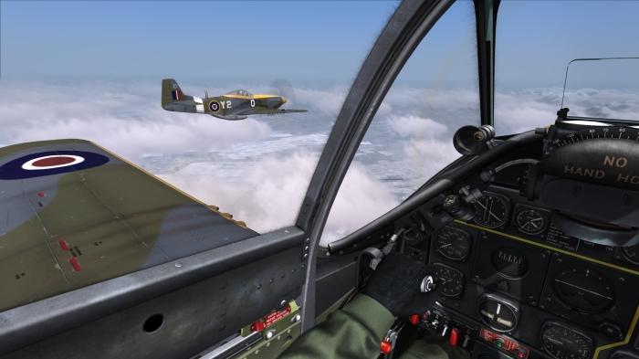 DCS P-51D