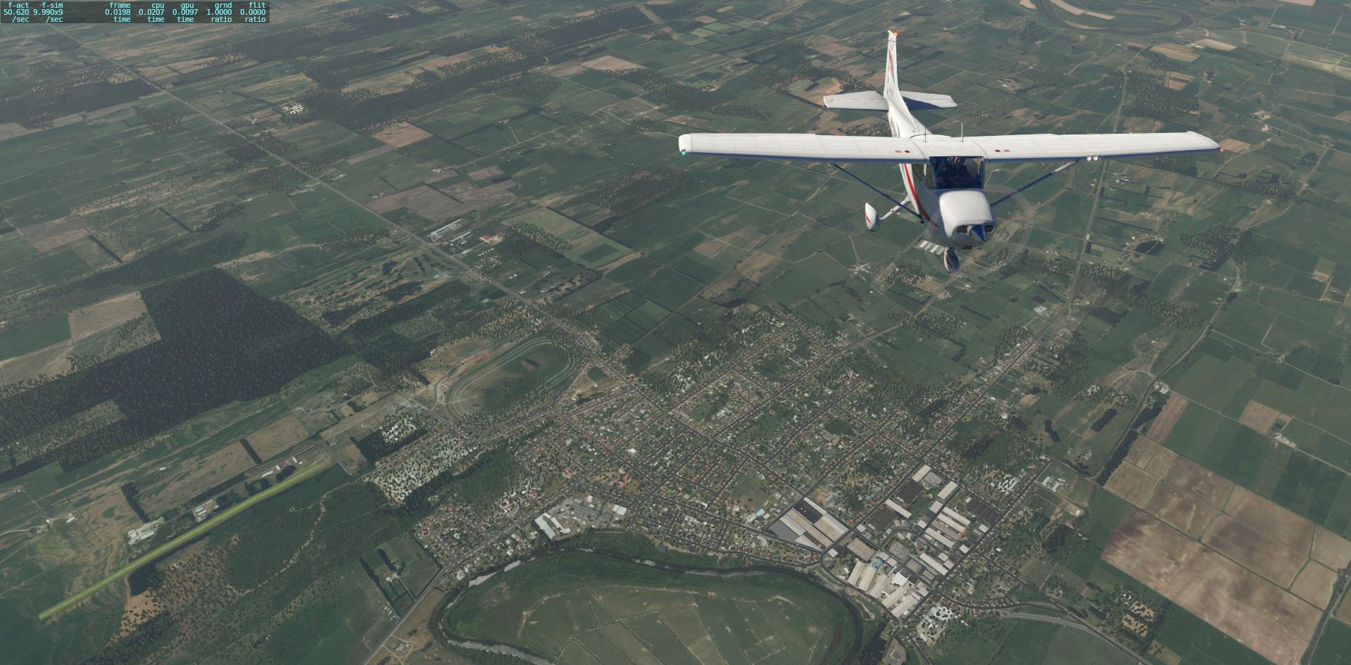 Lyndiman's New Zealand Ortho Photography Set (X-Plane