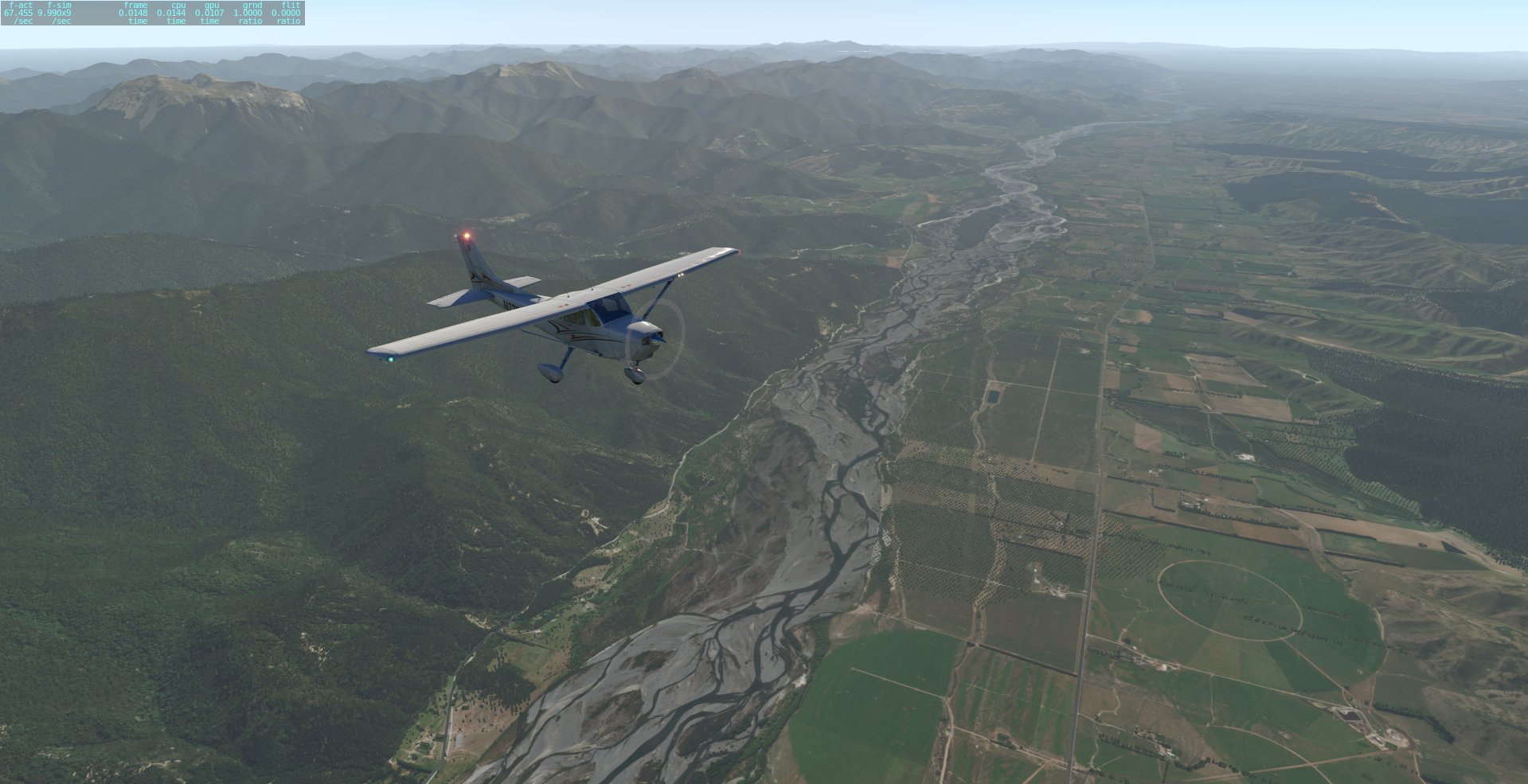 Lyndiman's New Zealand Ortho Photography Set (X-Plane