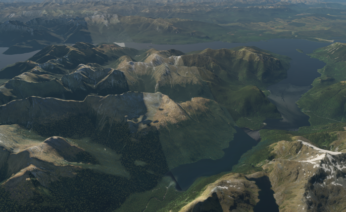 Fiordland Comparison2
